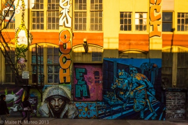 5Pointz two weeks ago.