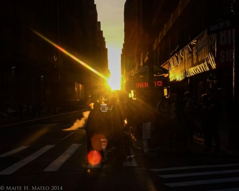 Manhattan Solisticio